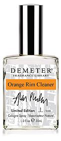 Scent of Orange Rim Cleaner, 2009 eau de cologne, Edition of 100